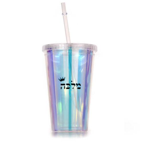 כוס מלכה לשתיה קרה